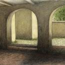 Il chiostro perduto di Santa Maria del Boschetto -07