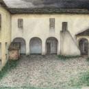 Il chiostro perduto di Santa Maria del Boschetto -10