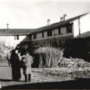 Luisito Bianchi, Cascine.  Casalbuttano, San Vito, cascina Castello