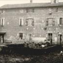 Luisito Bianchi, Cascine. Castelleone, Castelleone, CorteMadama, cascina Regonetta