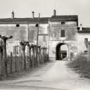 Luisito Bianchi, Cascine. Quistro, cascina Contardi-Ferini
