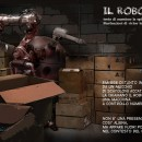Il Robot - disegni di Victor Togliani, testo di Massimo La Spina – 01
